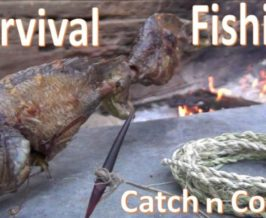 Primitive Gorge Hook – Survival Fishing