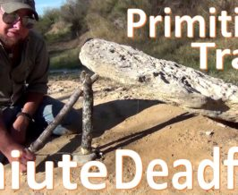 Paiute Deadfall Trap – The Best Type and How to Build